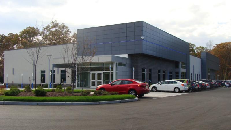 1700 highland corporate park flex building exterior design