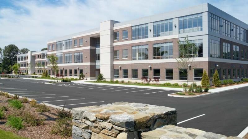 jefferson gateway office buildings exteriors