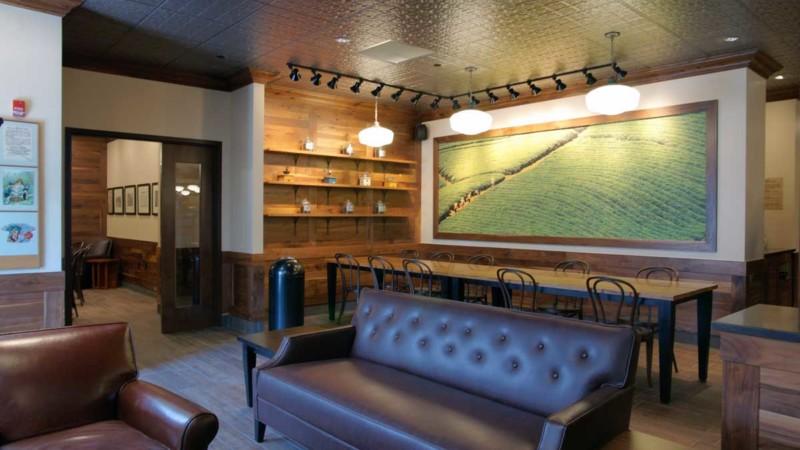 jwu johnson & wales university harborside academic center starbucks cafe lounge