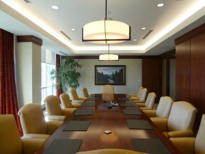 pathway capital management executive board room