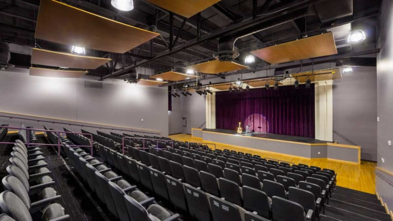 saint raphael academy theater performing arts stage