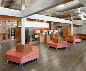 thundermist health center west warwick historic mill lobby reception