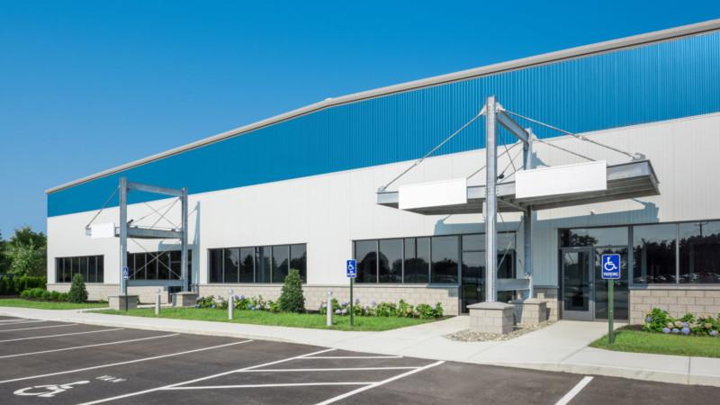 Quonset Flex Building